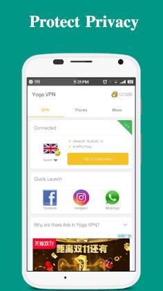 Download Yoga Vpn apk