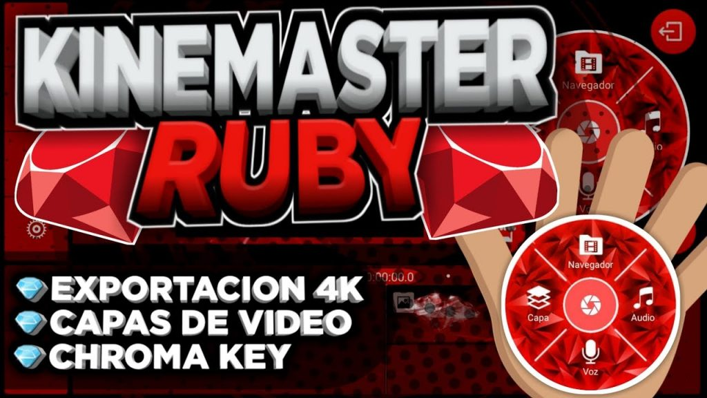 Kinemaster Ruby