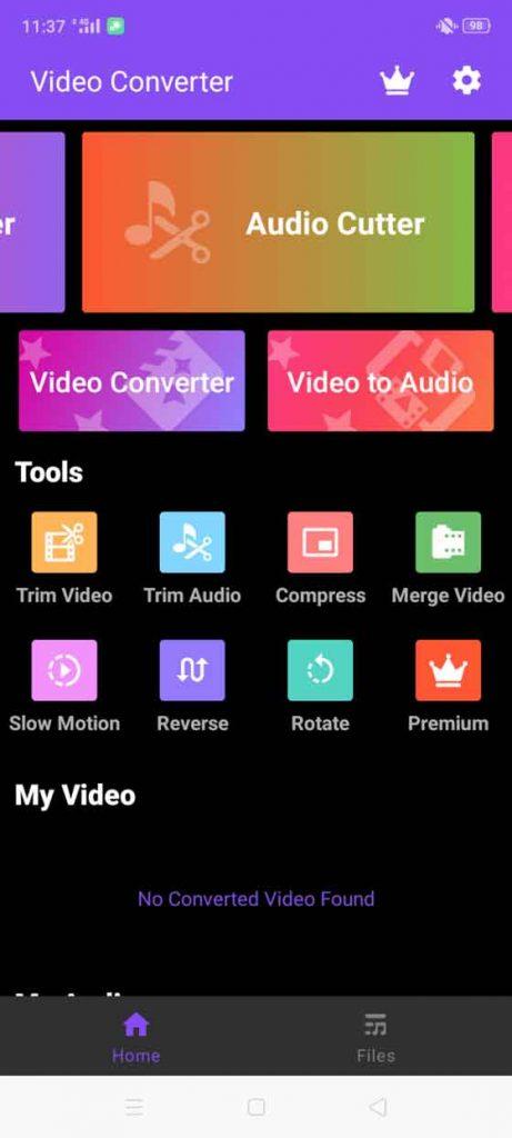 Nxxxa Ace Video Converter apk
