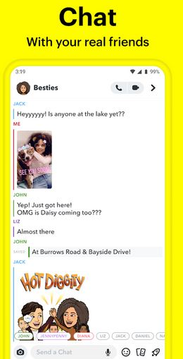 Snapchat premium Apk