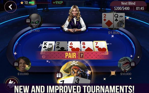 Zynga Poker Hack Apk