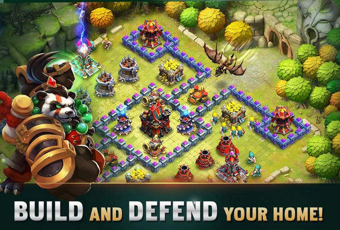 Clash of Lords 2 Mod Apk