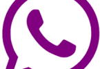 Purple WhatsApp