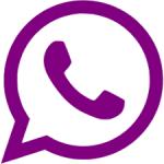 Purple WhatsApp