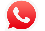 WhatsApp Red